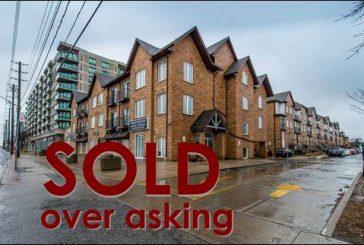 SOLD: 1000 Sheppard Avenue West, Unit 305