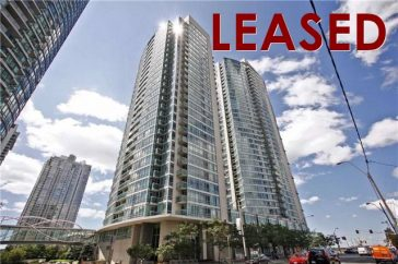 LEASED: 381 Front St W, Unit 1010