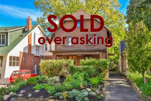 SOLD: 129 Evelyn Ave. Toronto