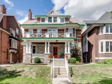 Bought: Roncesvalles Edwardian Mansion