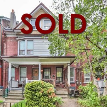 SOLD: 249 Shaw St.