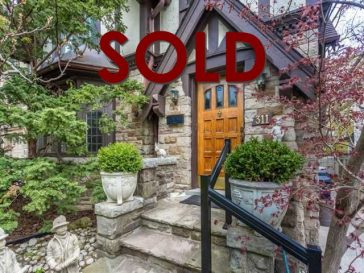 SOLD: 311 Richview Ave.
