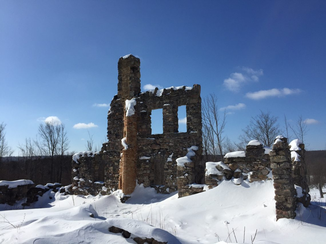 Castle glen ruins Collingwood