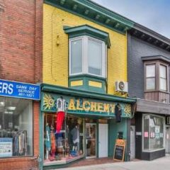 SOLD: 323 Danforth Ave.