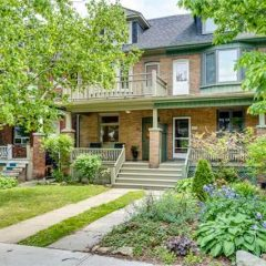 BOUGHT: Parkdale Garden Oasis