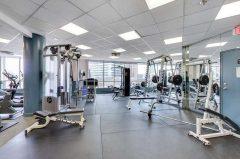 44 St Joseph St. - Gym